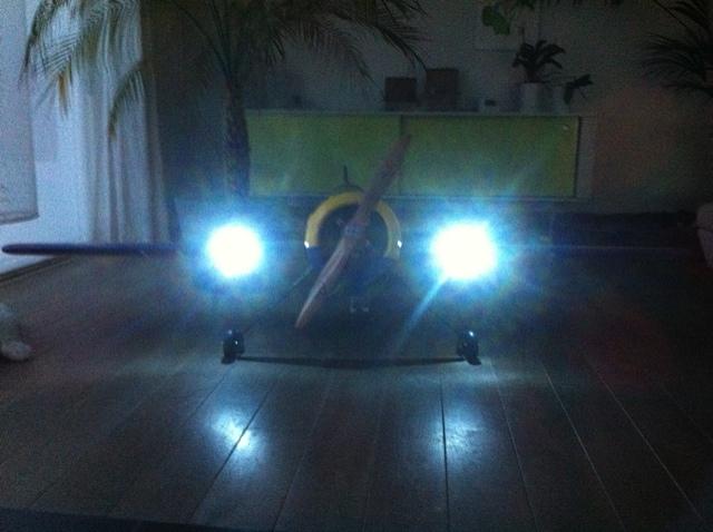 Lumières sur Suhkoi 50