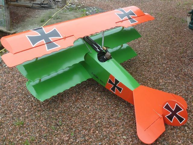 Fokker Dr1 au 1/3