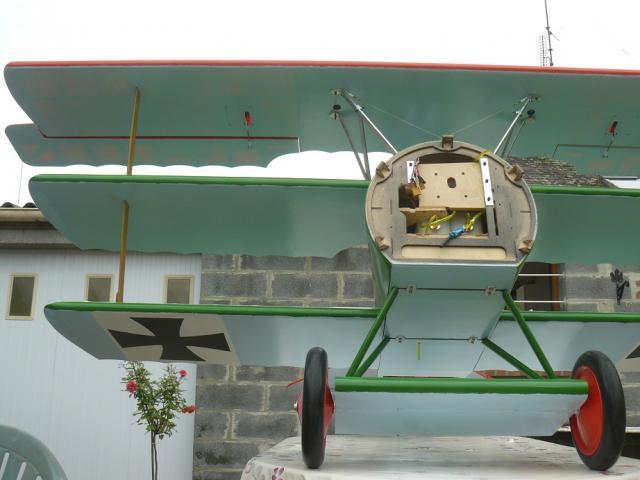 Fokker dr1 1/3